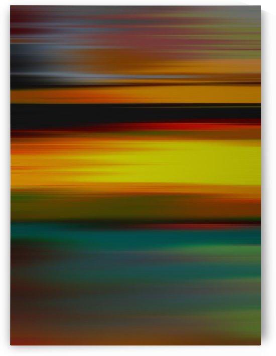 Abstract Landscape 6 by Angel Estevez