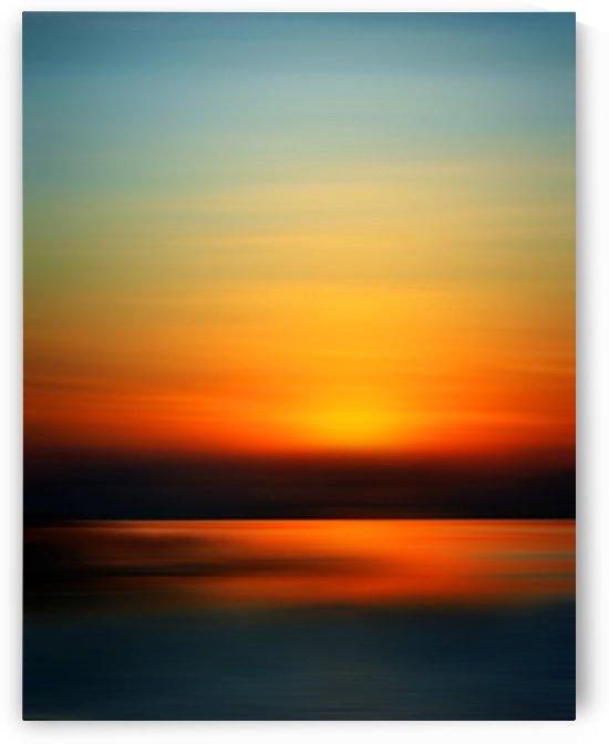 Abstract Landscape 9 by Angel Estevez