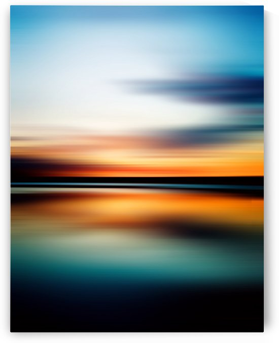 Abstract Landscape 10 by Angel Estevez