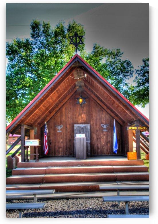 Jewish Chapel by Bob Vogt