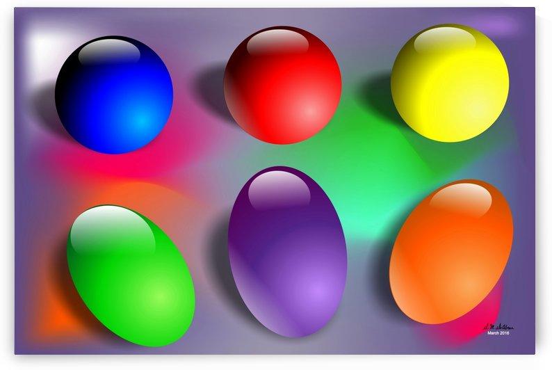 1-Metamorphosis from Eggs to Billiard Balls by Daniel M  DeAbreu
