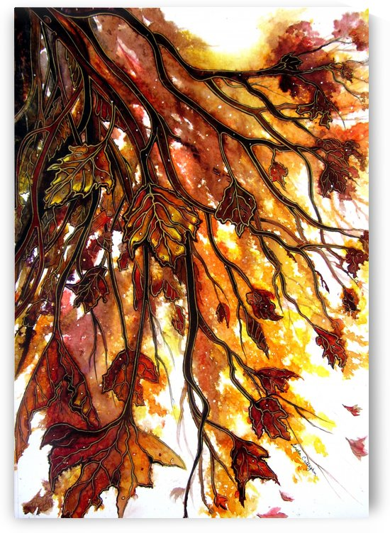 Autumns Gift by Linda Callaghan