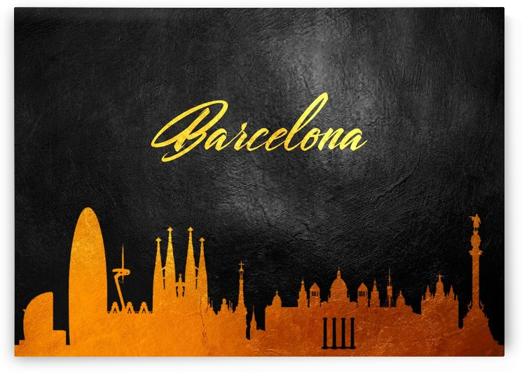 Barcelona Spain by ABConcepts