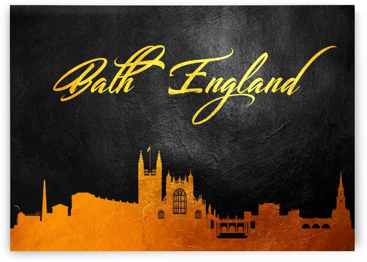 Bath England by ABConcepts