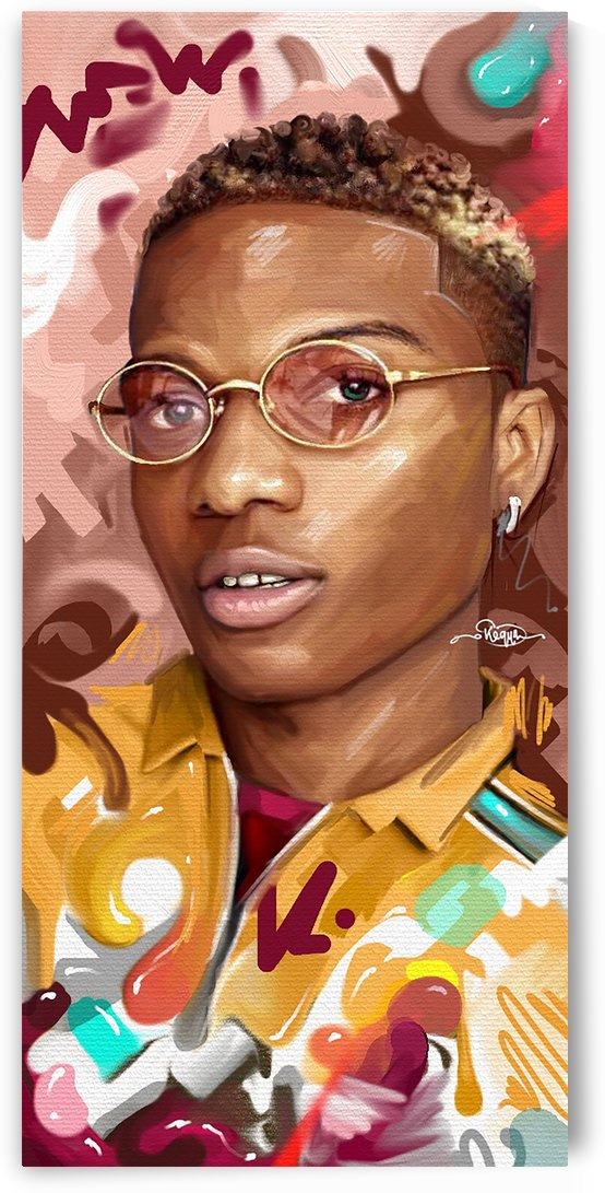 WIZKID by GORDEN KEGYA
