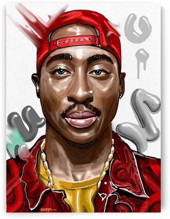 TUPAC by GORDEN KEGYA