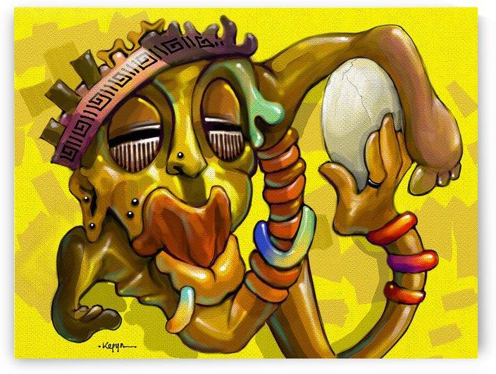 HELD by GORDEN KEGYA