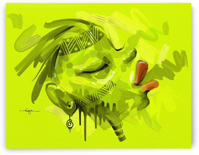 ILL by GORDEN KEGYA