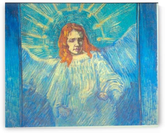 Angel by Van Gogh by Van Gogh
