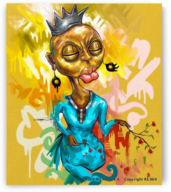SLAY QUEENS SLY by GORDEN KEGYA