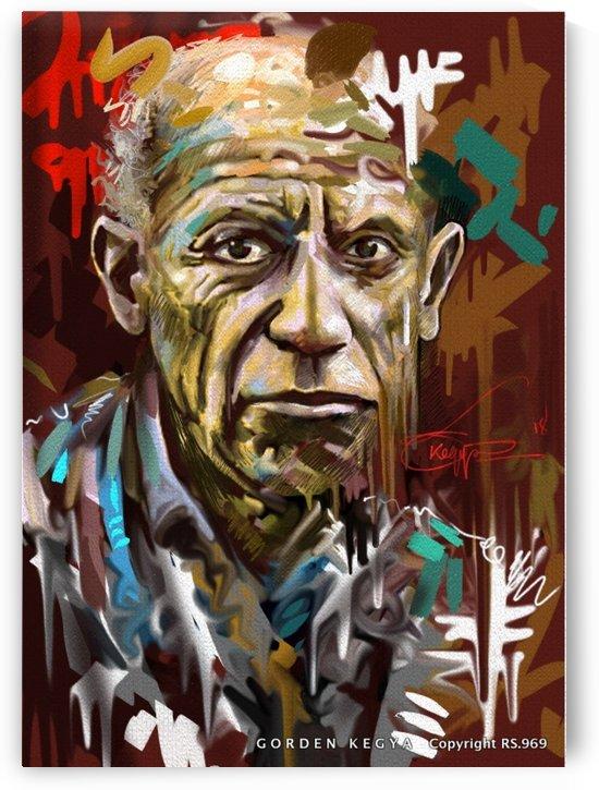 Picasso 2 by KEGYA