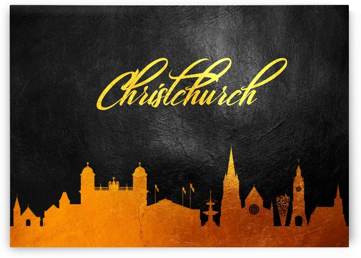 Christchurch New Zealand by ABConcepts