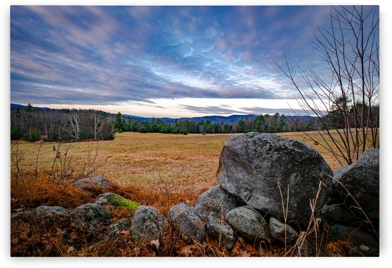 New Hampton View by Dave Therrien