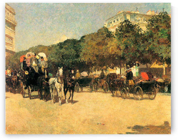 The day of the Grand Prize -2- by Hassam by Hassam