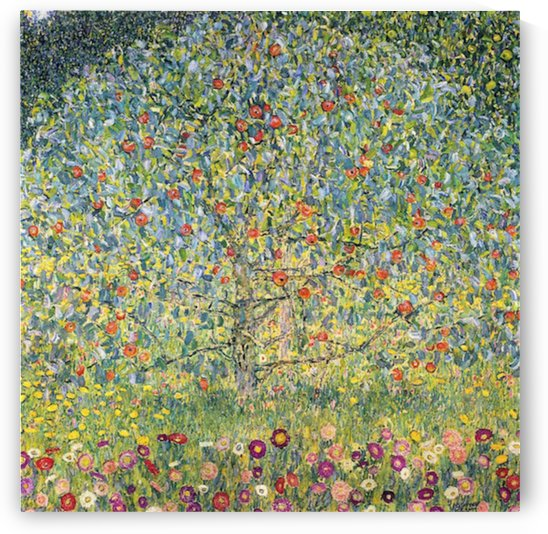 Apple Tree by Klimt by Klimt
