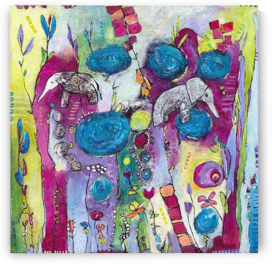 Iris & Matilda by SunshyneArt