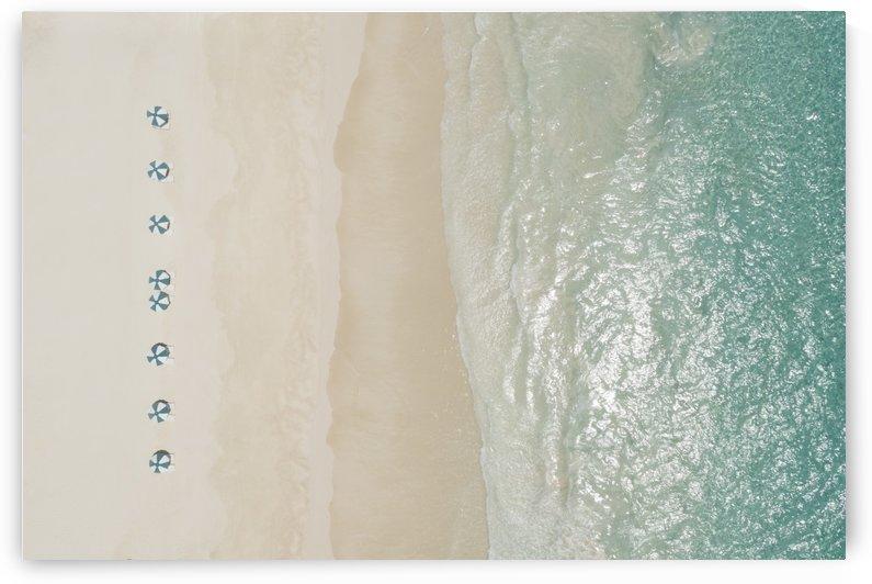 Dunmore Beach aerial by Brad Scott