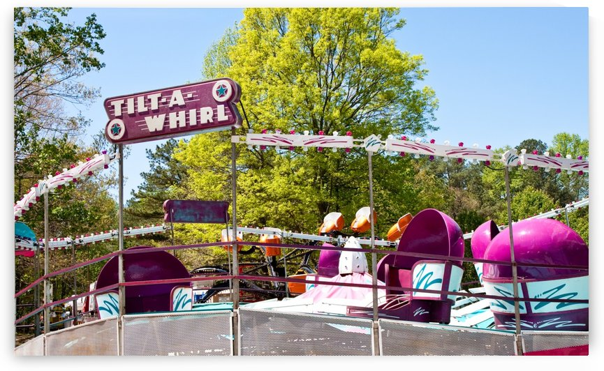 Tilt a Whirl by Darryl Brooks