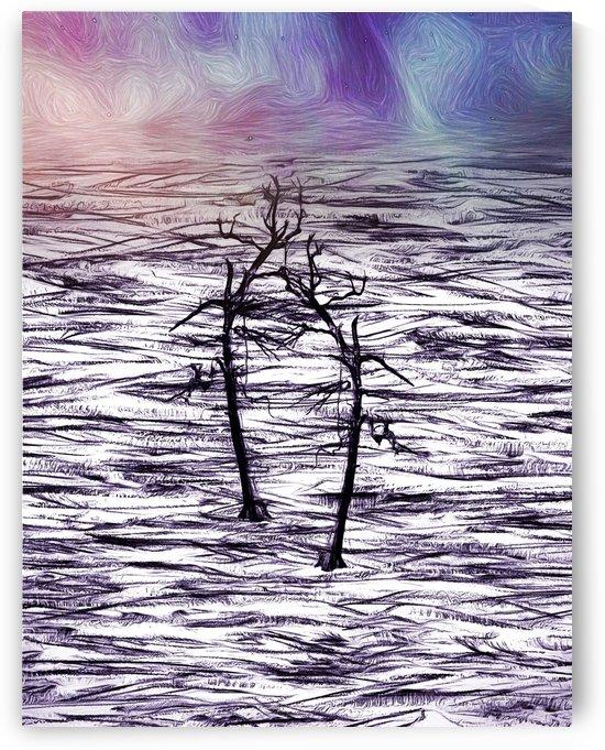 When the trees die  by Gabriella David