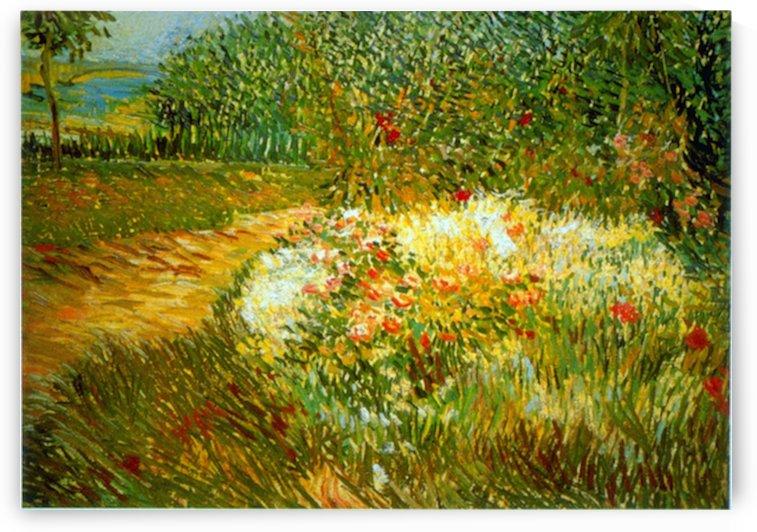 Asnieres by Van Gogh by Van Gogh