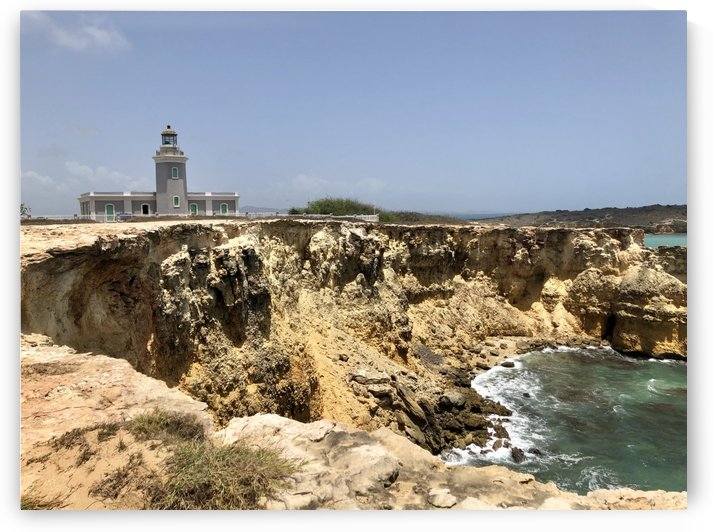 Cabo-Rojo-Lighthouse-1 by Dogtown Guy
