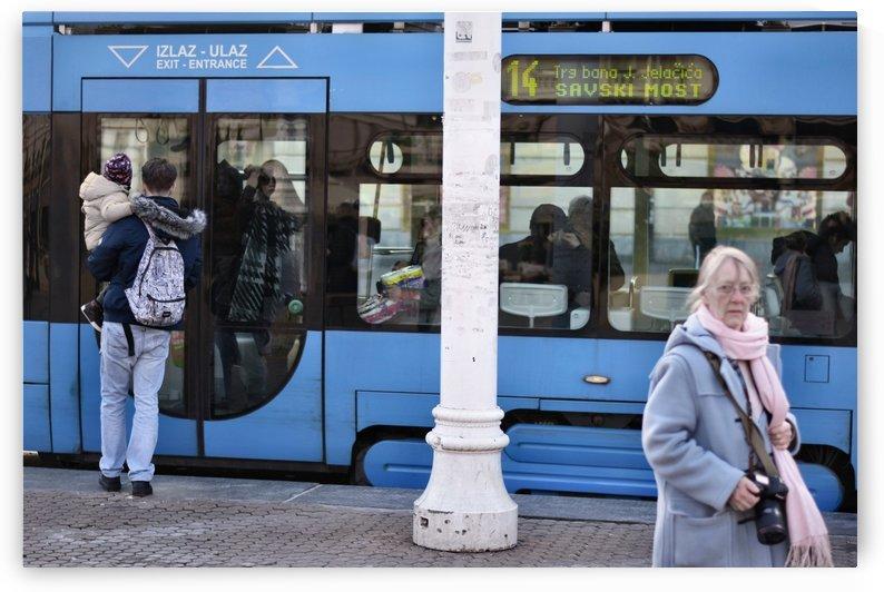 Tram 14 by Alen Gurovic