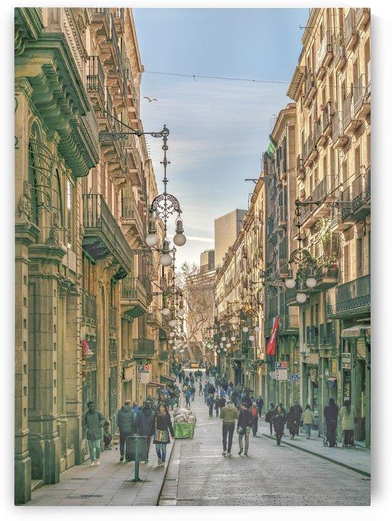 Gothic District, Barcelona Spain by Daniel Ferreia Leites Ciccarino
