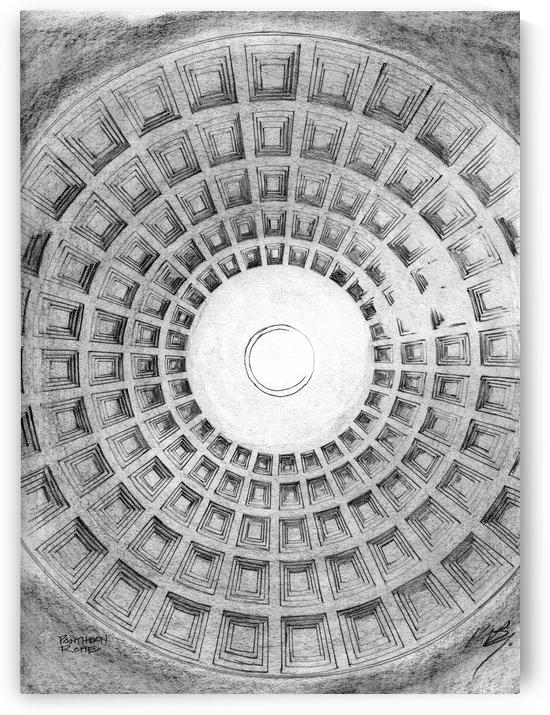 Pantheon Rome by RandDesign