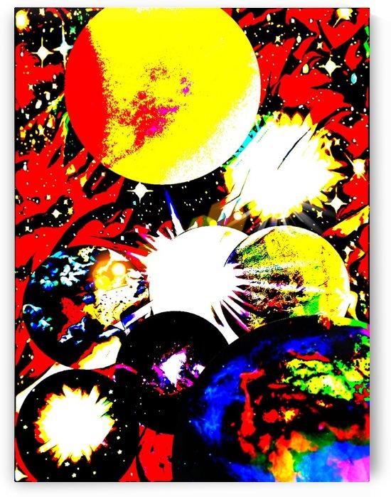 Clash of Worlds by ZUBERI KIBWE