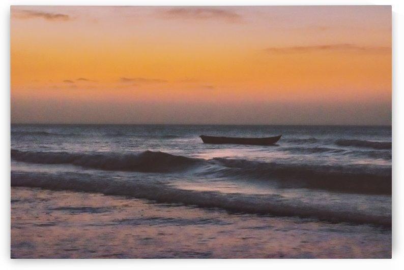 Seascape Sunset at Jericoacoara, Ceara, Brazil by Daniel Ferreia Leites Ciccarino