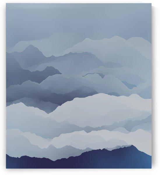 Beautiful Mountains by Angel Estevez