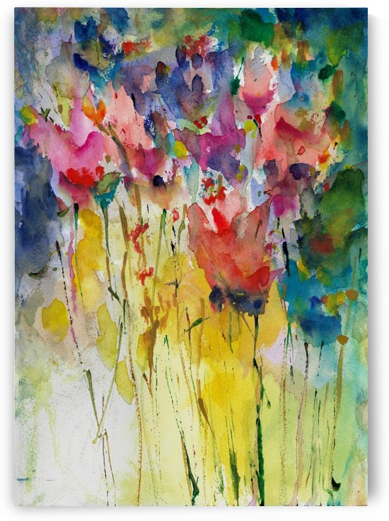 Wildflowers 5 by Angel Estevez