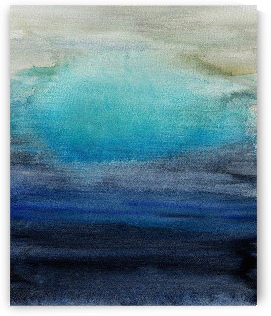 Abstract Landscape 12 by Angel Estevez