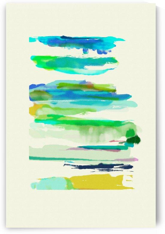 Abstract Landscape 13 by Angel Estevez