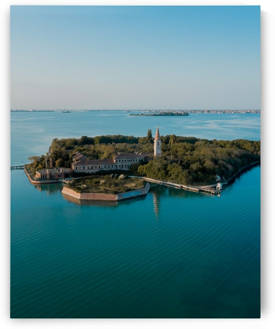 Poveglia Island by Steve Ronin