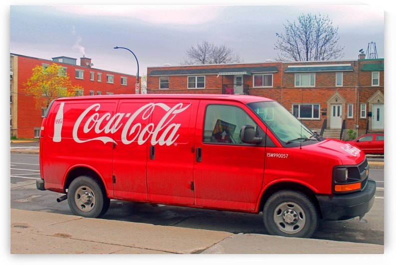 Coca-Cola Truck by Gods Eye Candy