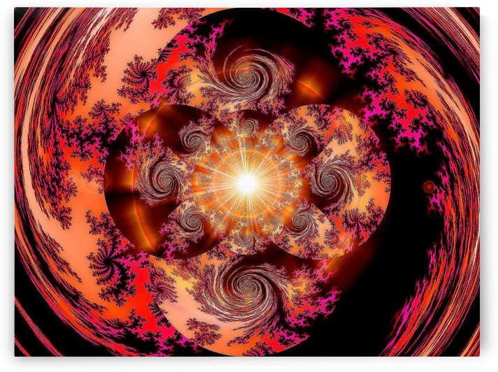 Distant Universe 1 by Sherrie Larch
