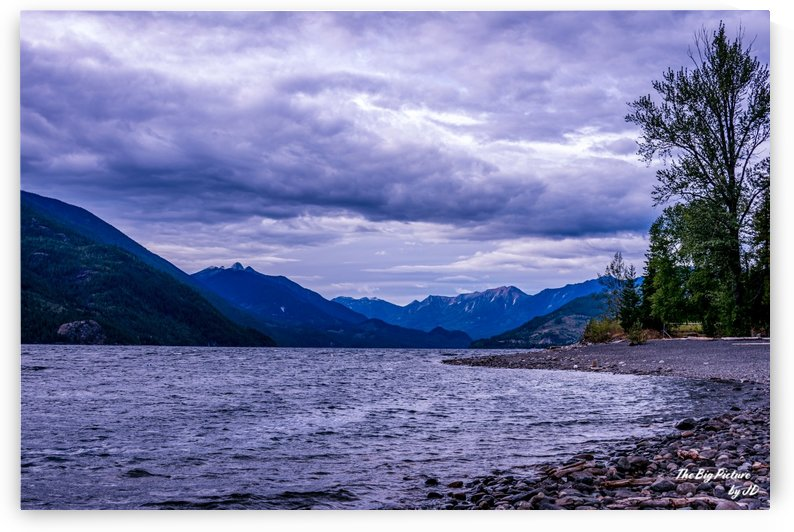 Nakusp Curve by The Big Picture by JD