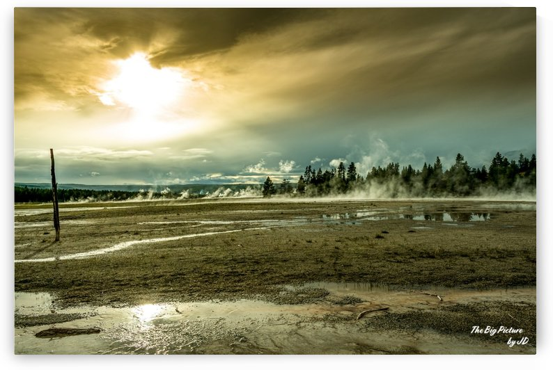 Yellowstone Corporal by The Big Picture by JD