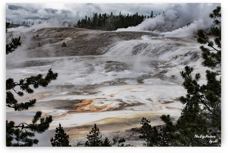 Yellowstone Basin by The Big Picture by JD