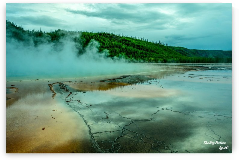 Yellowstone Dare by The Big Picture by JD