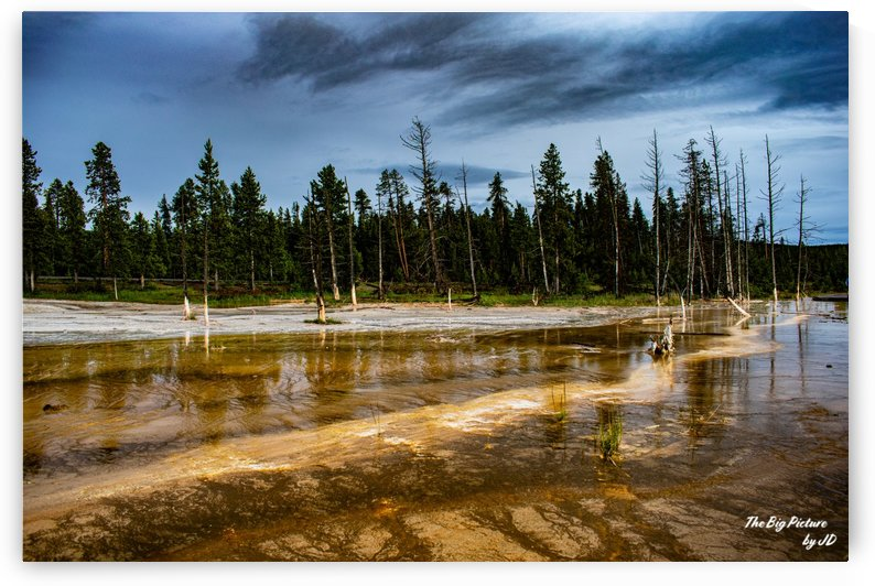 Yellowstone Branch by The Big Picture by JD