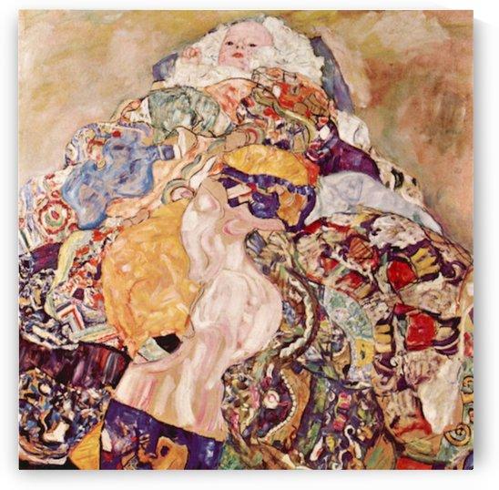 Baby by Klimt by Klimt