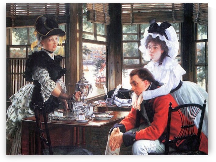 Bad news (The separation) by Tissot by Tissot