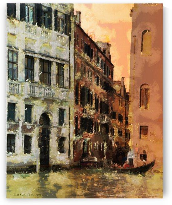 Venetian Sun by Lutz Roland Lehn