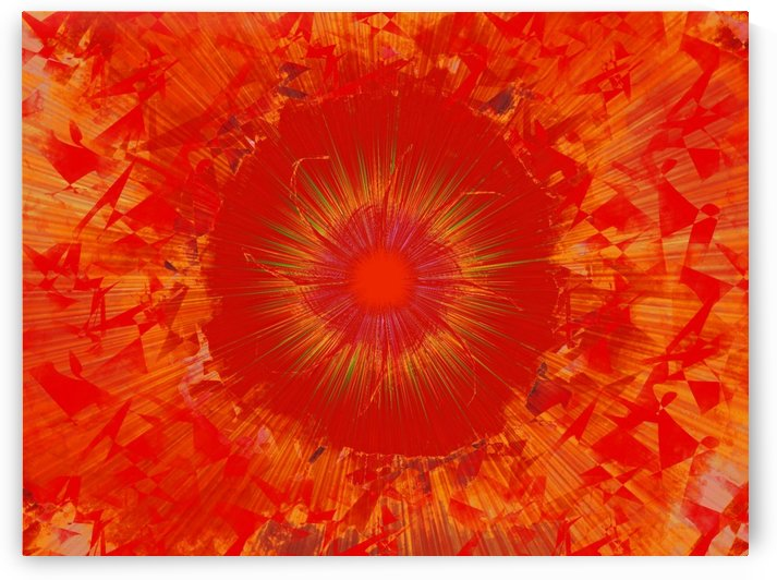 Spinning Flower 1 by Sherrie Larch