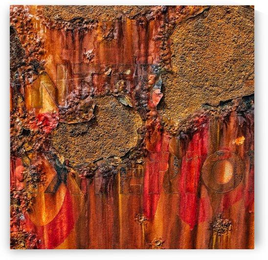 Texturanium (3) by Jean-Francois Dupuis