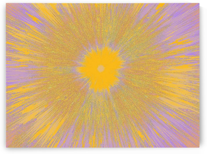 Wildflower Burst 1  by Sherrie Larch