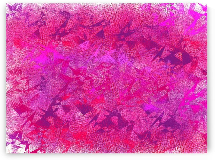 Pink and Purple Fall 1 by Sherrie Larch