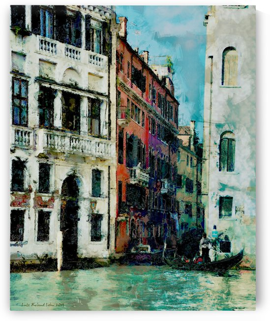 Venetian Sun 4 by Lutz Roland Lehn